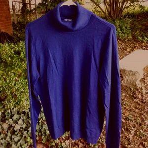 Royal Purple Sweater